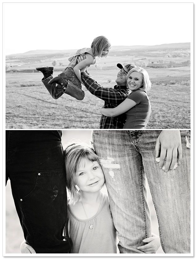 Fall Family Session by Vendla Stockdale Photography