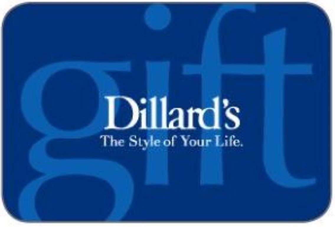 Coupons giftcards 50 dillards gift card mail