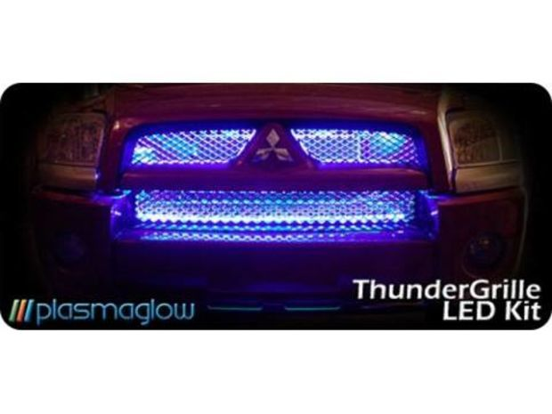 Plasmaglow Led Grille Lights Led Lights For Trucks Led Grilles