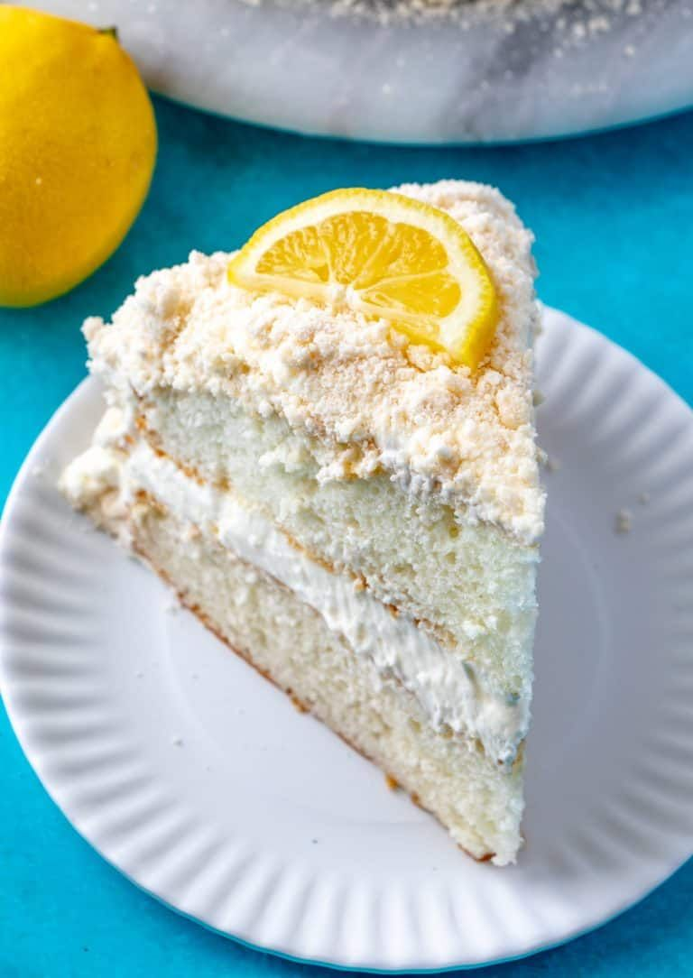 Copycat olive garden lemon crumb cake recipe desserts