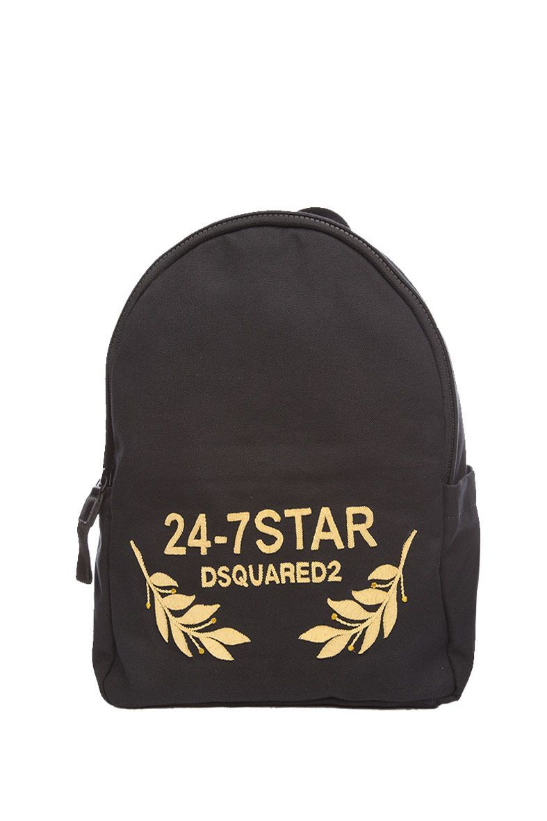 114c40b87f3e DSQUARED2 DSAQUARED2 BACKPACK.  dsquared2  bags  leather  polyester   backpacks  cotton