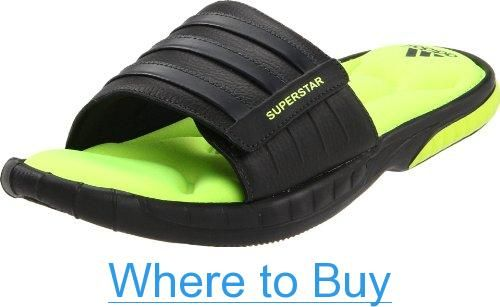 c345ca58a2a8 adidas Men s Superstar 3G Slide Sandal  adidas  Mens  Superstar  3G  Slide   Sandal