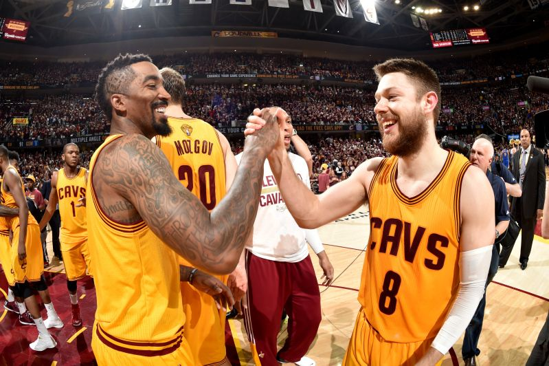 NBA Free Agency Cleveland Cavaliers Paying their way back