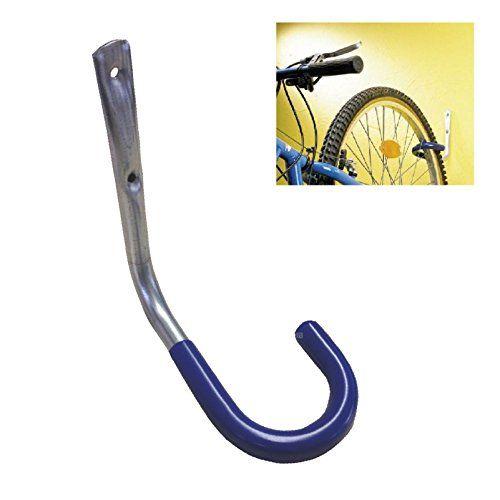 Curved Bike Storage Hook 25kg Wall Mounted Wheel Bicycle Bracket Garage Shed En 2020 Soportes Para Bicicletas Repisas Minimalistas Colgar Bicicleta