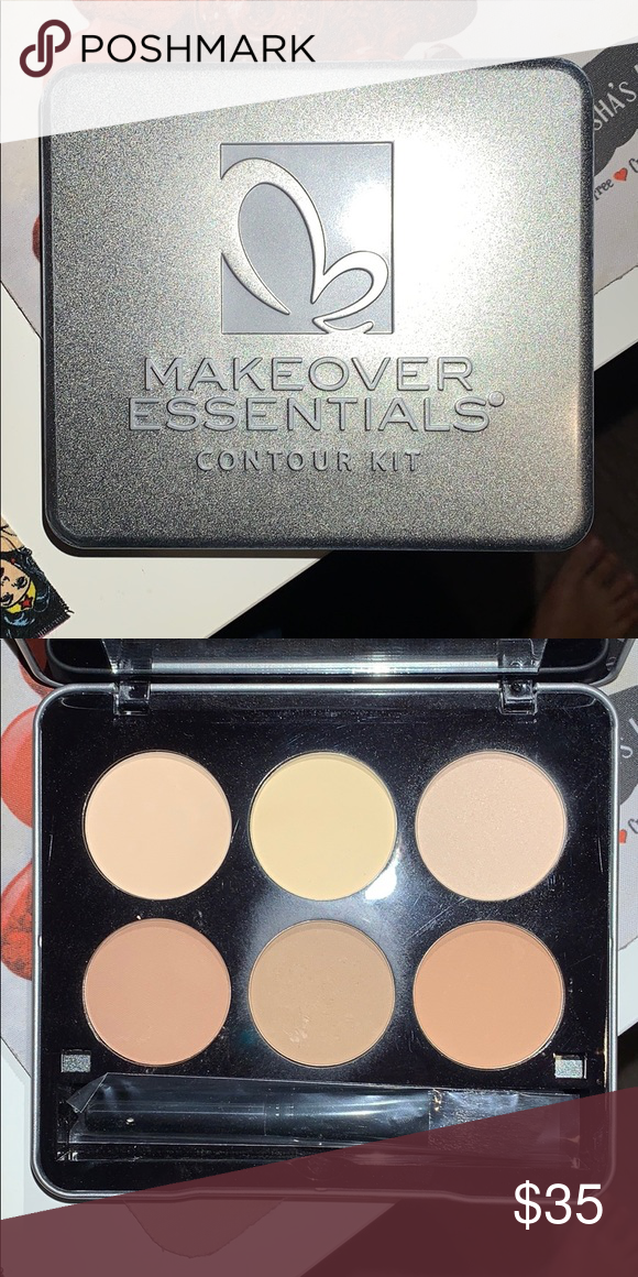 Makeover Essentials Contour Kit NWT Makeover essentials