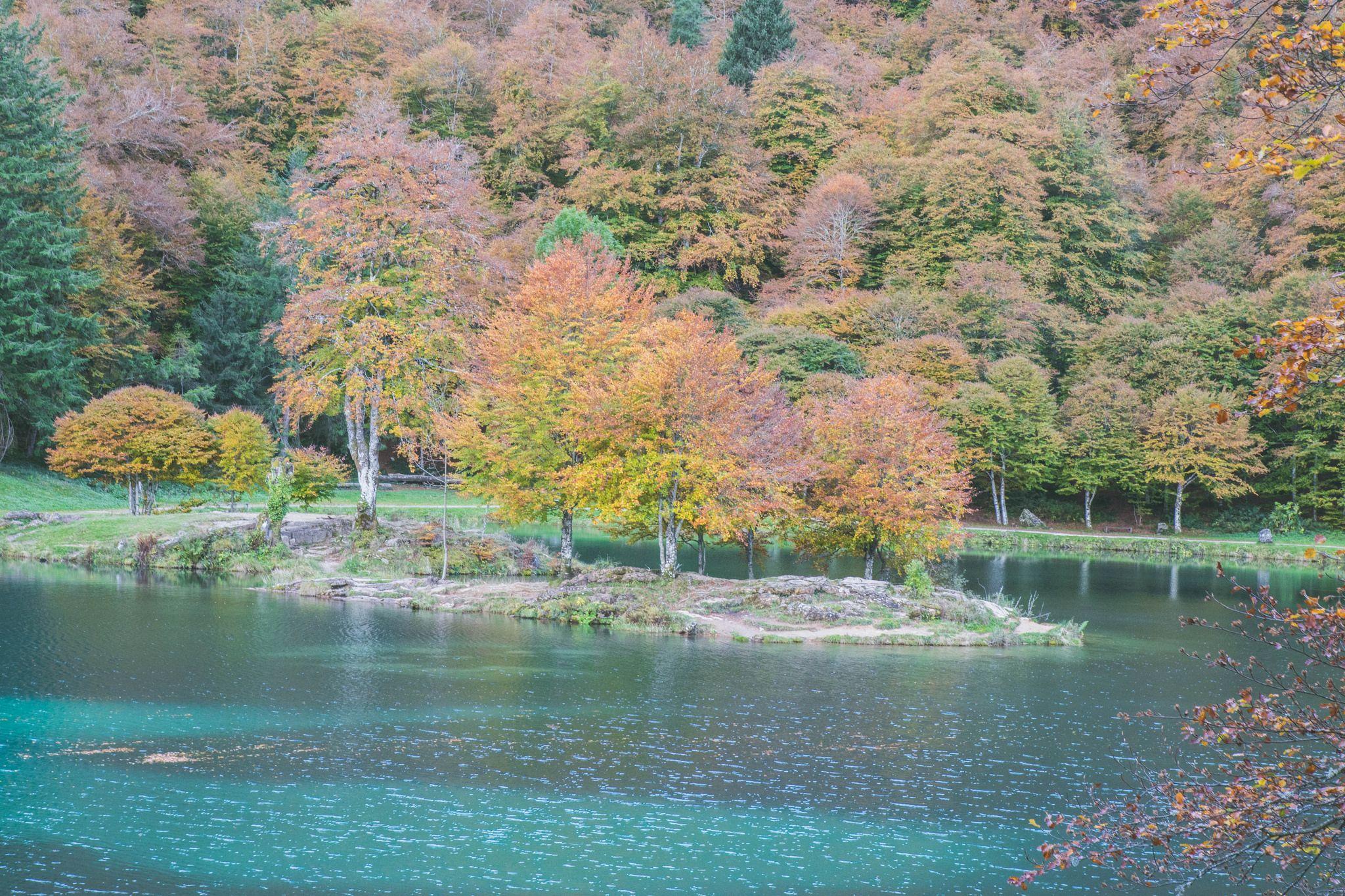 Ariège, Lac Bethmale