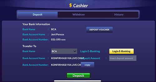 Cara Download Idn Poker Apk Untuk Android Dan Iphone Permainan Kartu Kartu Ruang Permainan
