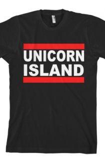 f329b96e6ded Unicorn Island Tee T-Shirt - IISuperwomanII T-Shirts - Online Store on District  Lines