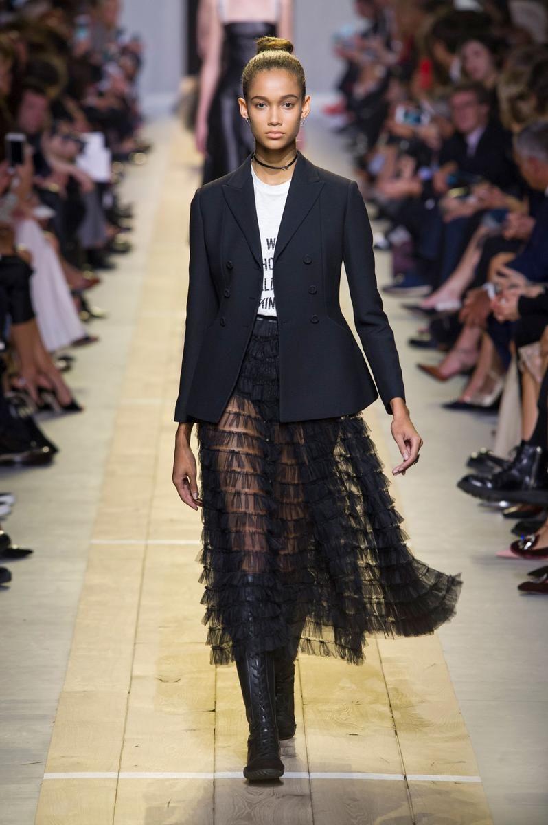 Dior Printemps-Eté 2017 (Maria Grazia Chiuri)