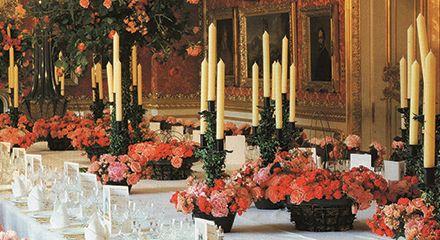Palazzo Cavour Torino | Atmosfere wedding planner Torino, location da sogno. Allestimento cena di gala