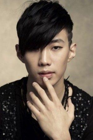 Korean Half Shaved Side Swept Cut Koreanhairstyles