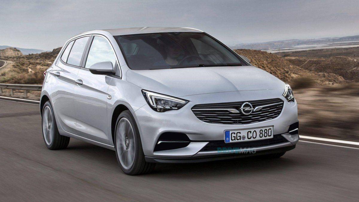 New 2020 Opel Mokka Facelift Interior Opel Corsa Opel Mokka Car