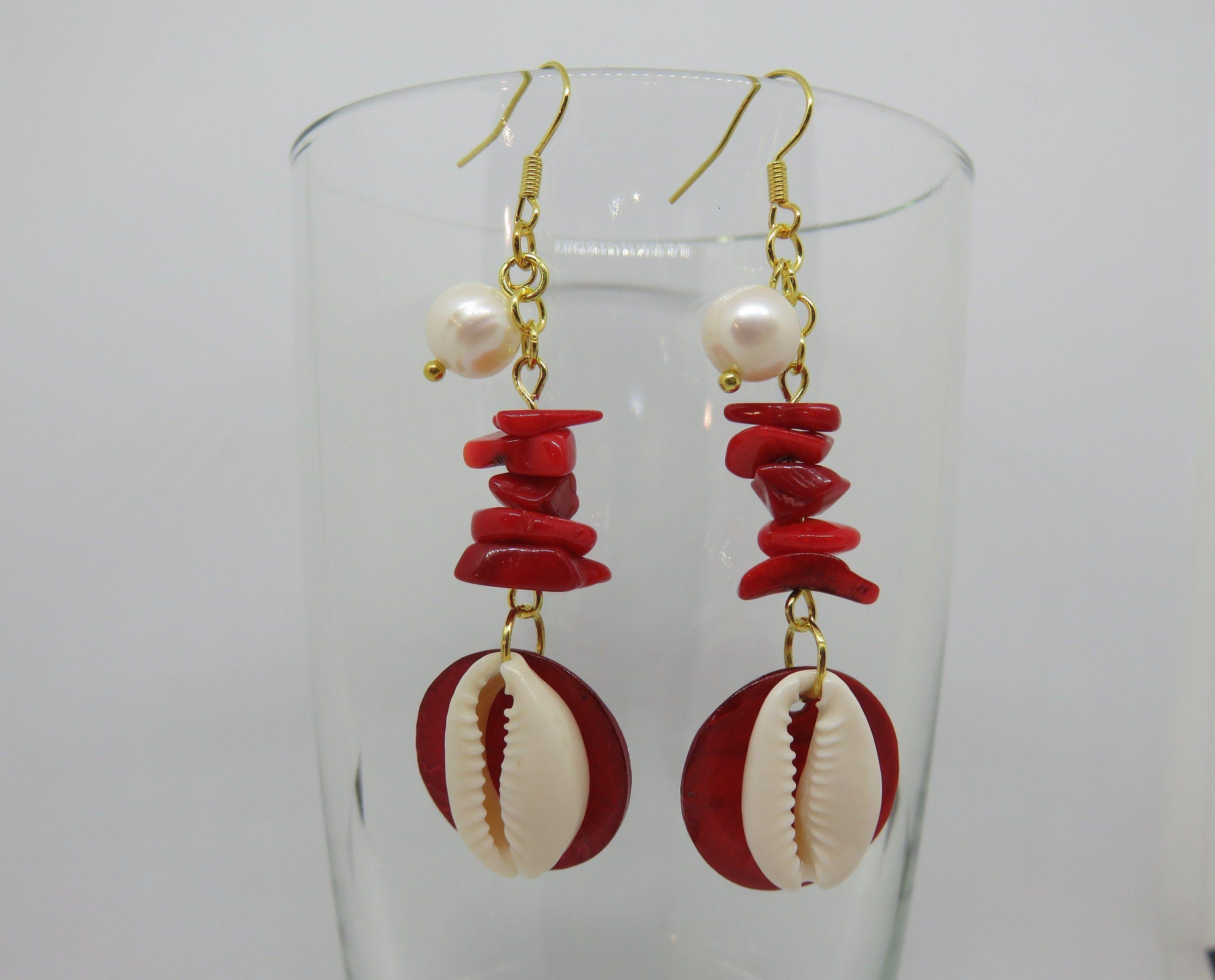 cauri sleeping earrings