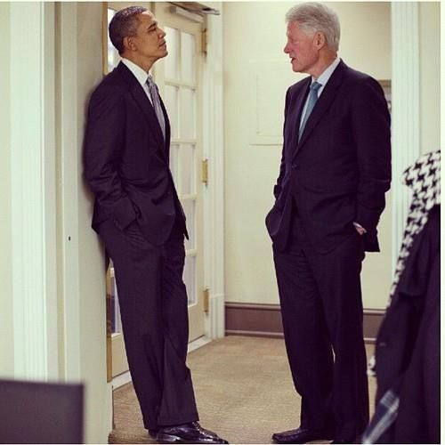 The Meeting of great minds..