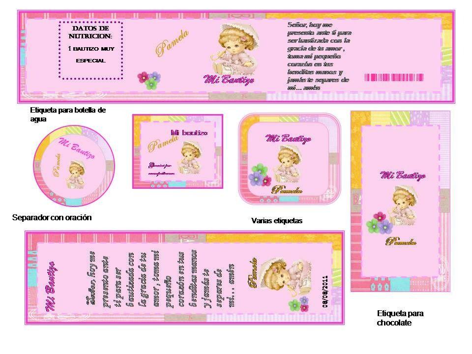 Pin Kit De Etiquetas Escolar on Pinterest  bautizo  Pinterest