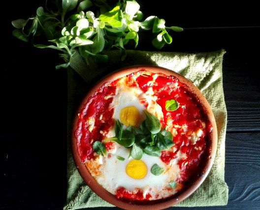 Shakshuka – Las VEGES