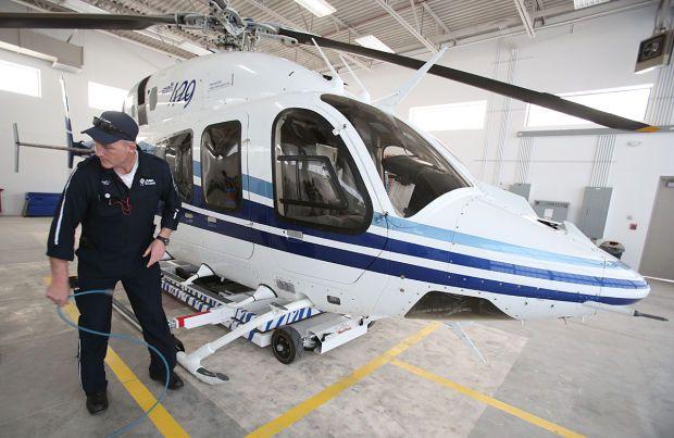 Gallery: Air St. Luke's Hangar