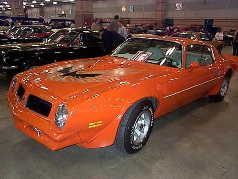 Bikini Show Sema 2005   Used Pontiac Firebird Trans Am for sale ...