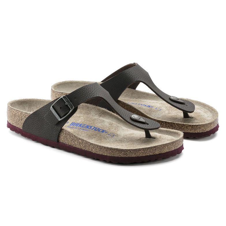 y8qfdeiSdu GIZEH - T-bar sandals - desert/soil/espresso gxkVS12m