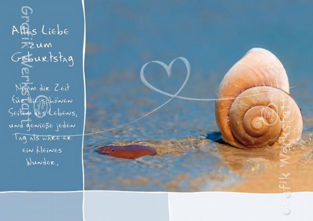 Alles Liebe Zum Geburtstag Doppelkarten Grafik Werkstatt