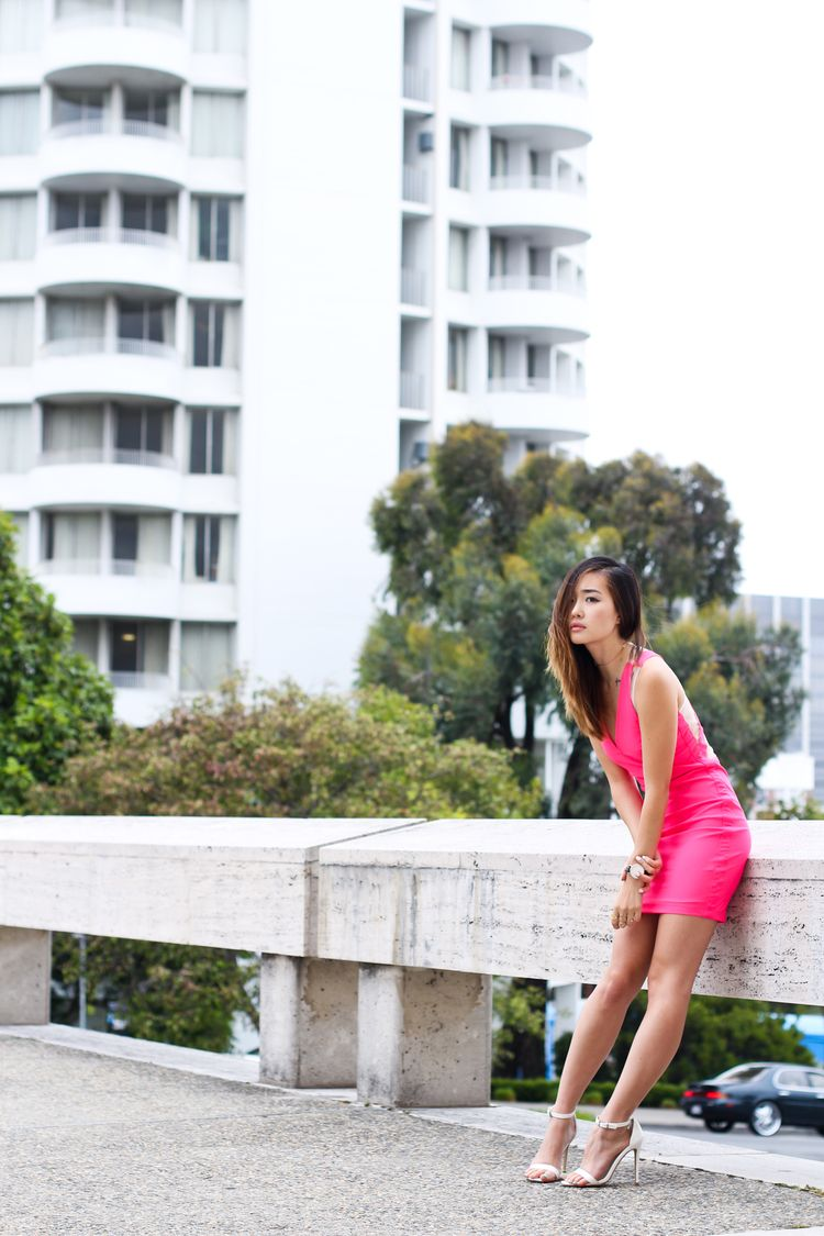 [Hot Pink in the City] — The Ruby Element