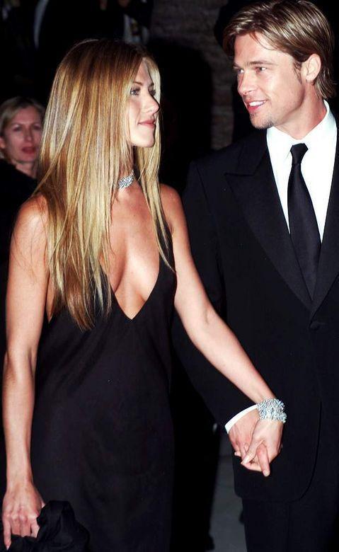 Jennifer Brad Photo Jen Brad Jennifer Aniston Hair Jennifer Aniston Style Jennifer Aniston