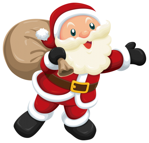 Cute Santa Png Clipart The Best Png Clipart Santa Claus Images Clip Art Santa Claus Clipart