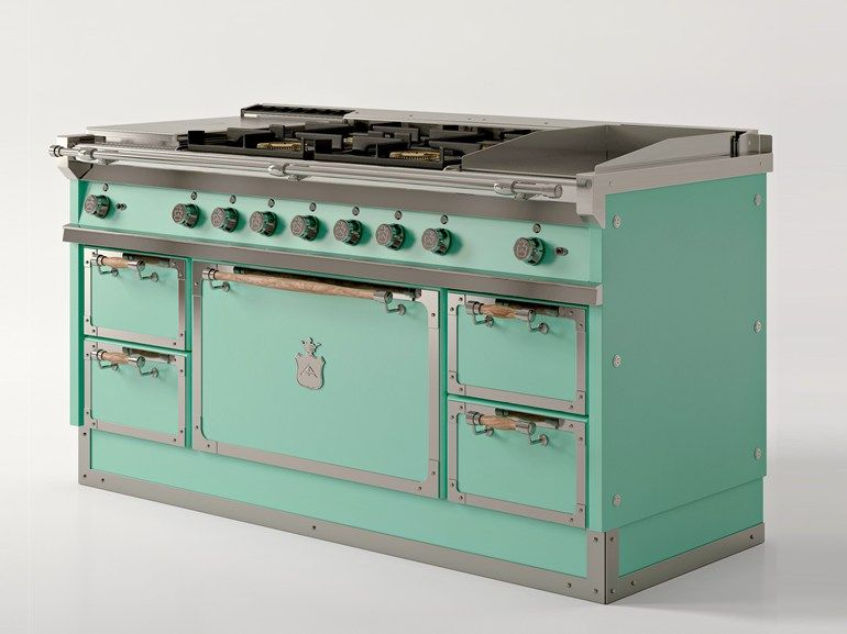 Cucina a libera installazione OG168 | ACQUAMARINA - OFFICINE GULLO ...