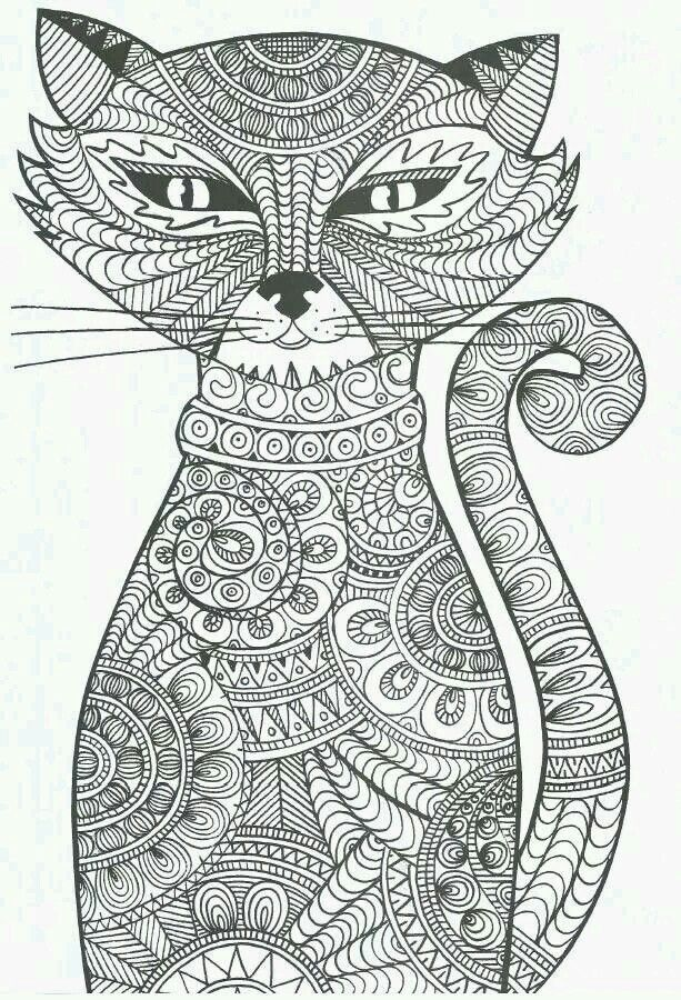 arTErapia | // arTErapia: animales // | Pinterest | Mandalas ...