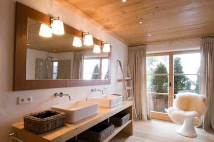 Unser Kunde Raumkonzepte Peter Buchberger hat ein neues Projekt - badezimmer im landhausstil