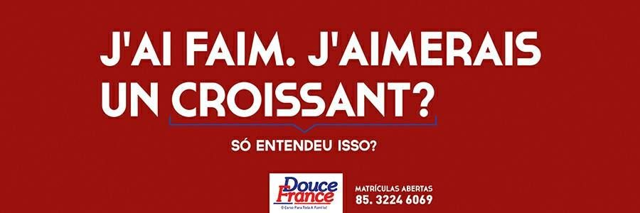 Só entendeu isso? | Douce France