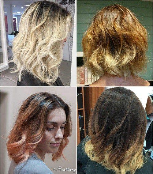 Sensational Medium Length Haircuts For Thick Hair Medium - Cool hairstyle medium length hair