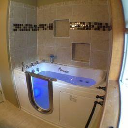 Ella Deluxe Walk In Bathtub By Texas Ada Home Remodeling Walk