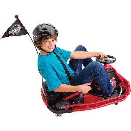 Razor Crazy Cart, Red