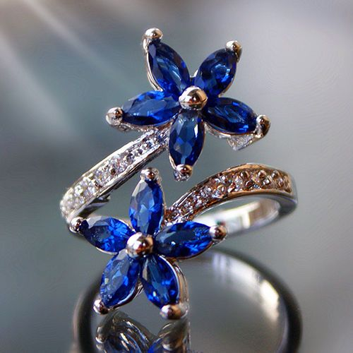 between unheated real sapphires different vs and heated blue colors difference sapphire of know