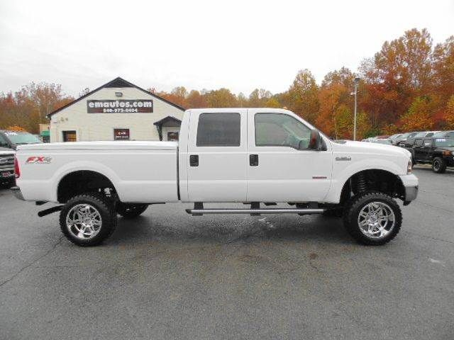Www Emautos Com Just Lifted 2005 Ford F 350 Super Duty Lariat Crew