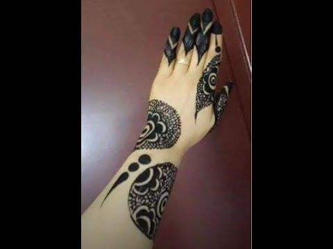 حنة سودانية جديدة 2017 New Sudanese 7ena Youtube Henna Hand Tattoo Henna Designs Hand Henna