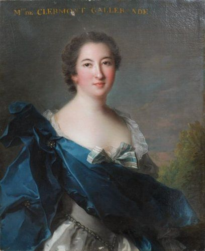 Billedresultat for Louise-Diane-Françoise de Clermont-Gallerande