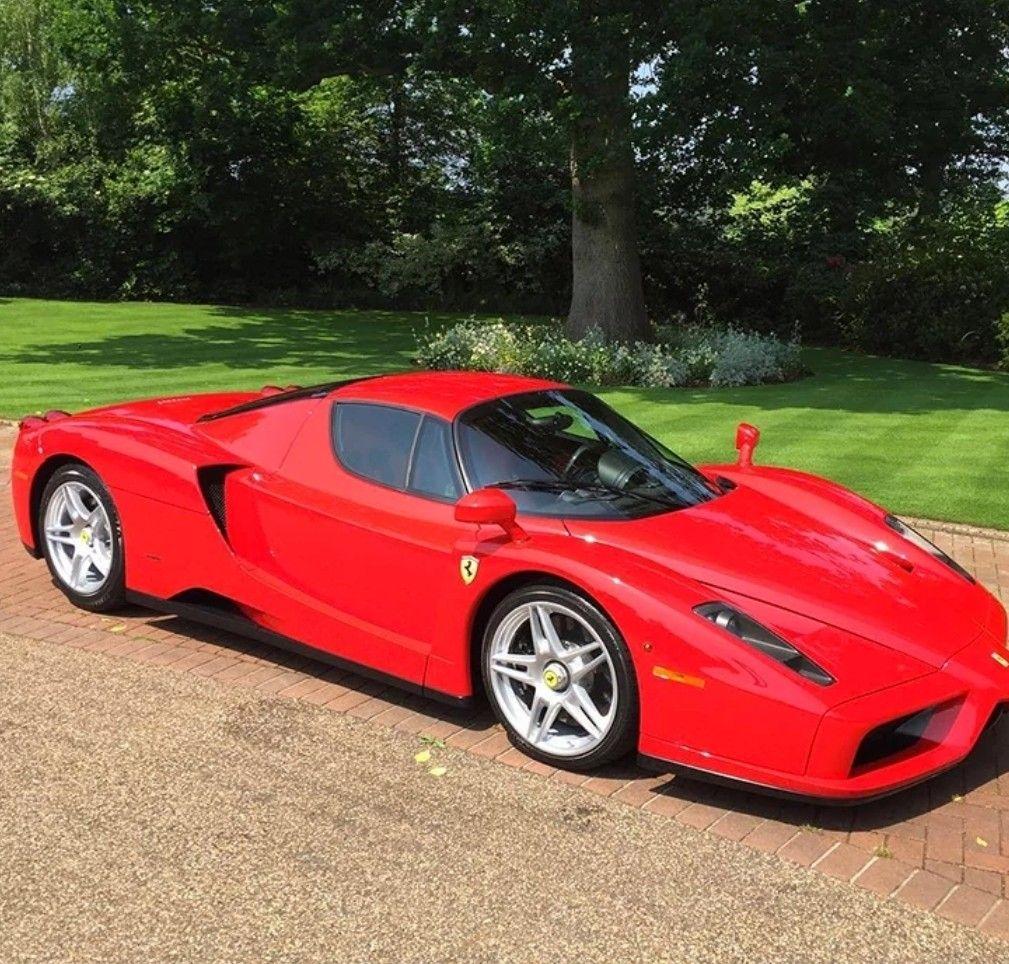 Ferrari Enzo, Ferrari, Luxury Cars