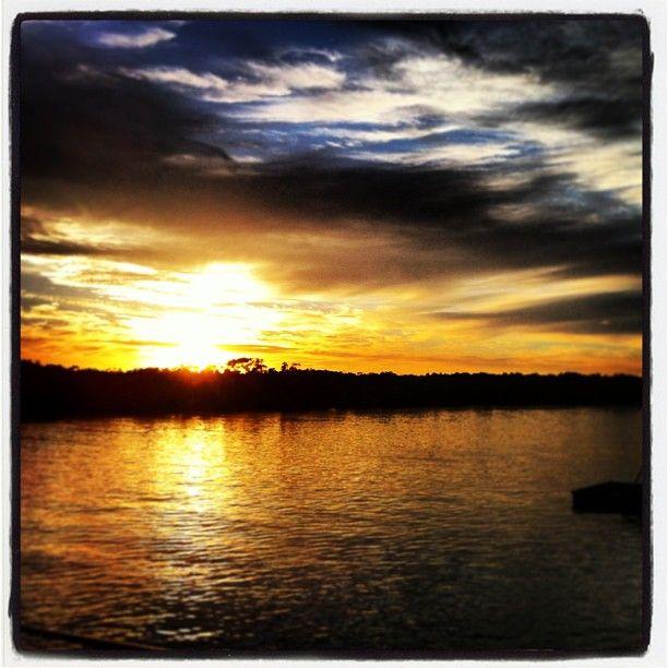 #love the beautiful #sunrise #photo on the #goldcoast in #australia