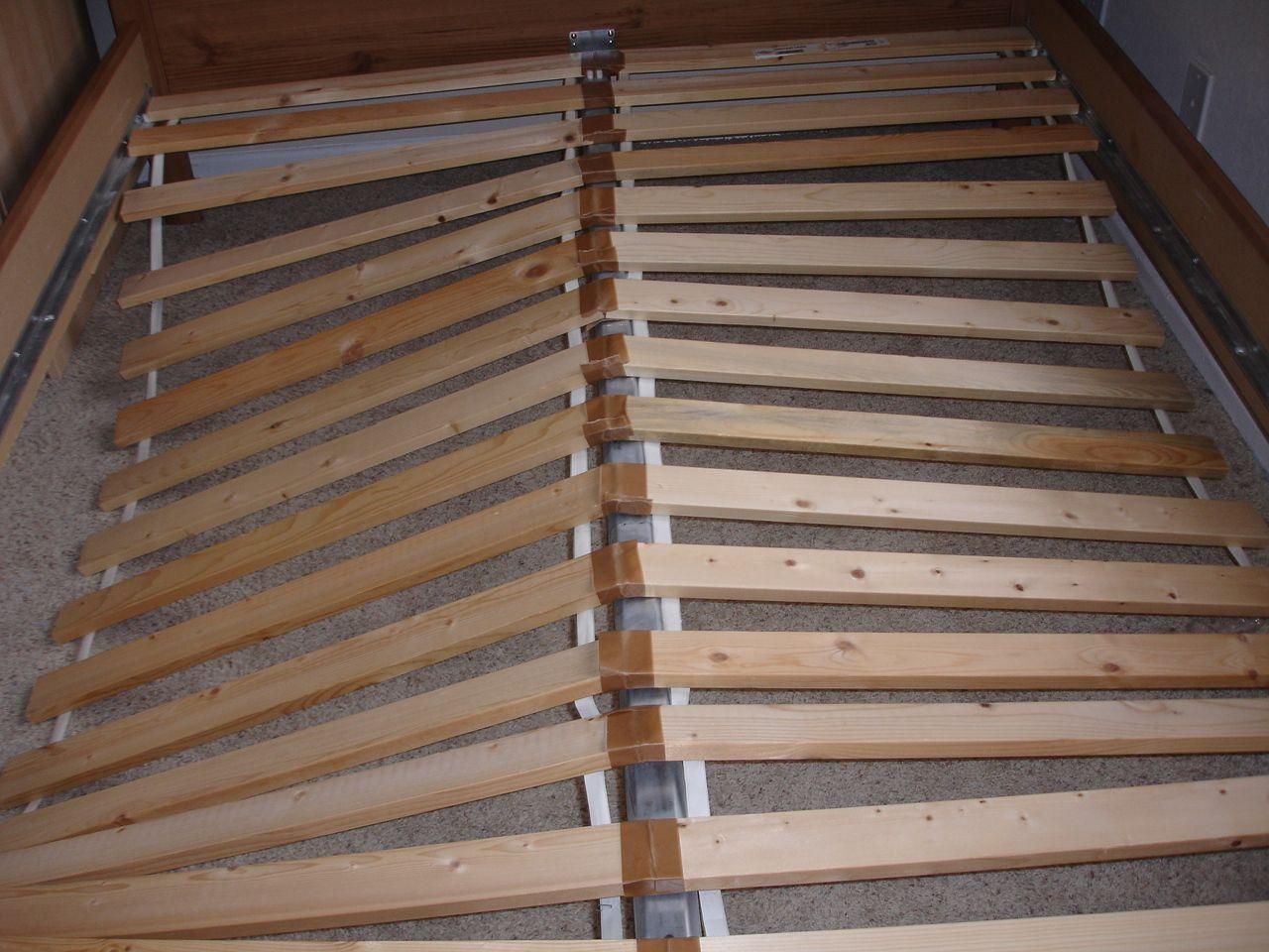 How To Fix An Ikea Bed Frame Fail Ikea Bed Slats Ikea Bed Ikea