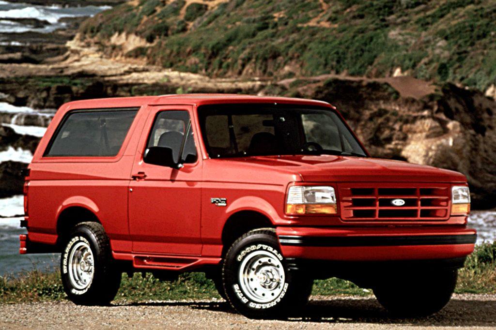1990 96 ford bronco consumer guide auto broncos pinterest rh pinterest com Hyundai Logo Wating for Consumer Car Automotive