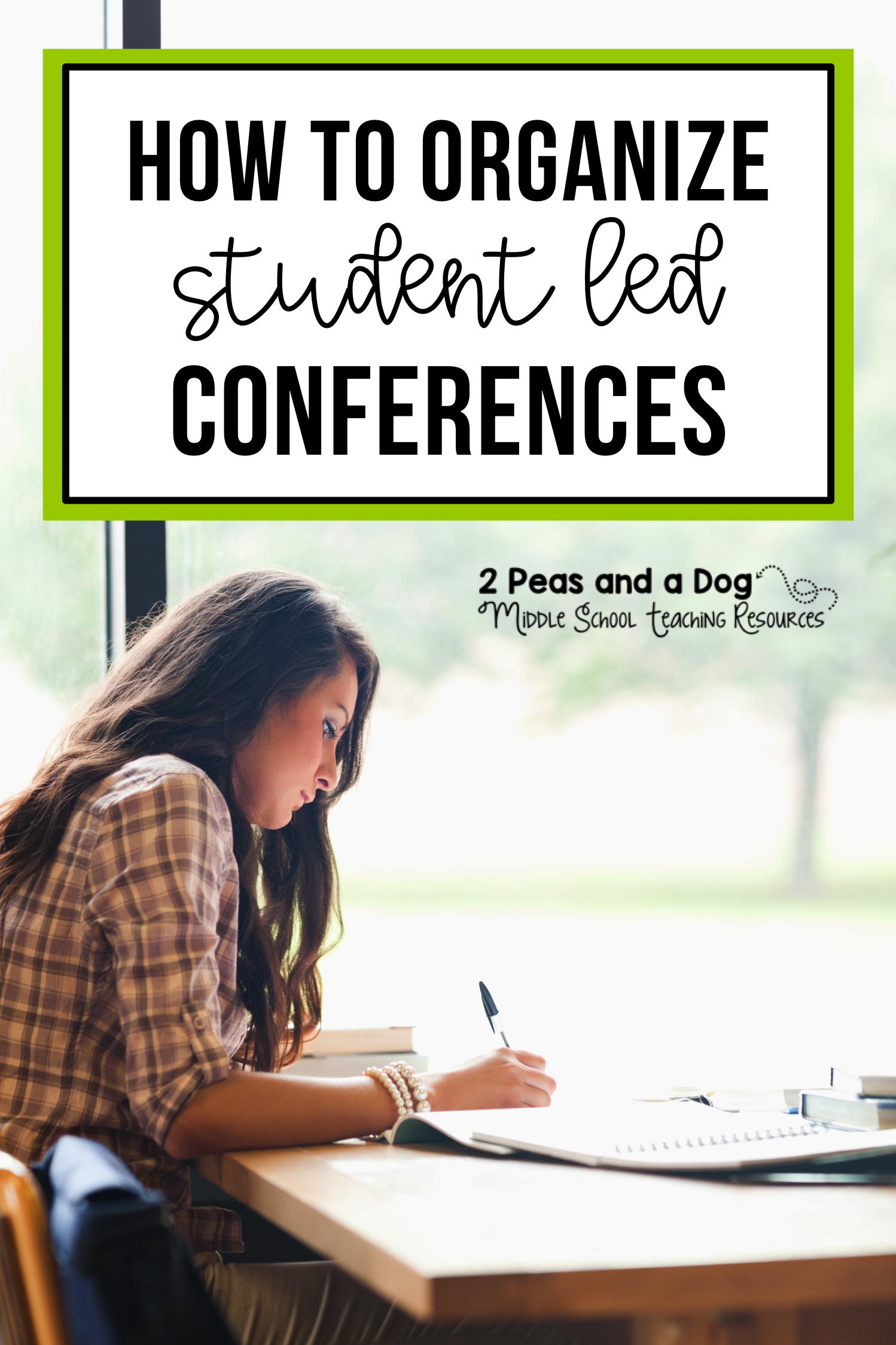 How to Organize Student Led Conferences Teaching