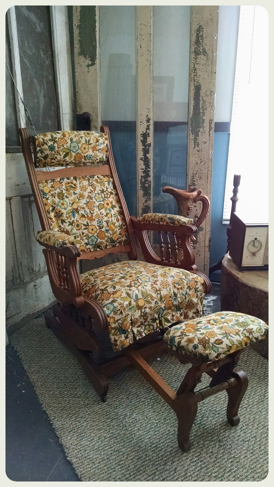 Anyone Near Newark, Ohio, Can Get This Nice Platform Rocker From EBay For  Not