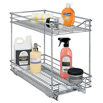 Best Roll Out Double Drawer 14W X 21 D Sliding Shelves 640 x 480
