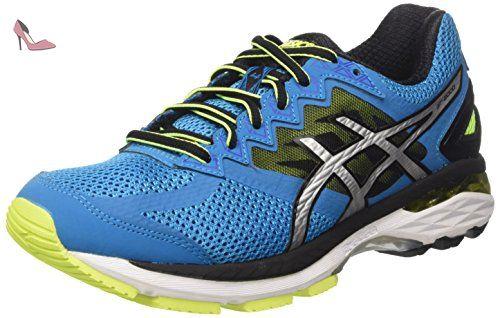 Asics Gt 2000 4, Chaussures de Running Entrainement homme - Bleu (Blue Jewel   3e603f4a2b4c