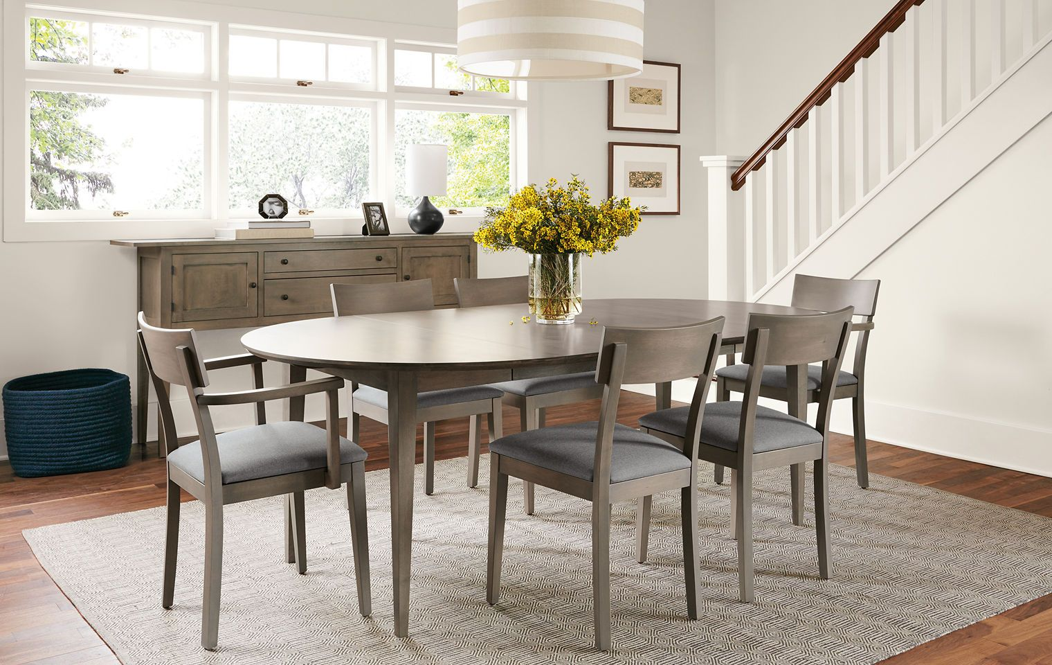 Dining Room Extension Table Adorable Modern Dining Room Furniture  Room & Board   Dining Space 2018