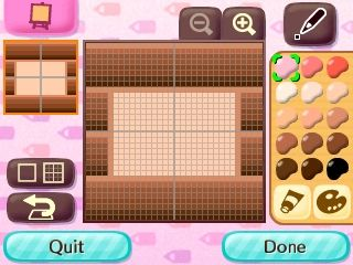 Acnl Wood Plank Custom Design Sign Guide Animal Crossing Qr