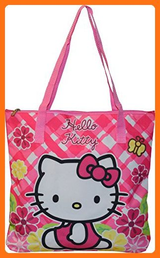 f2f79cca24 Hello Kitty Sanrio Large Tote - Shoulder bags ( Amazon Partner-Link ...