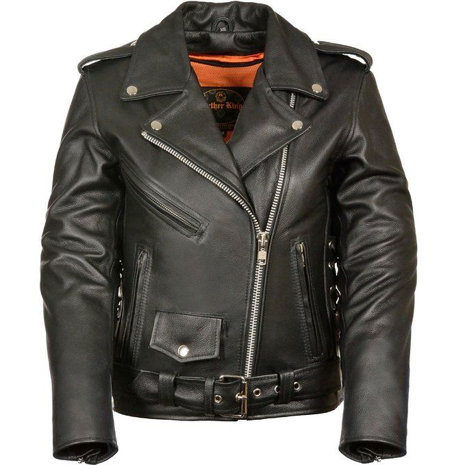Women S Classic Cowhide Leather Motorcycle Jacket With Images Motorcycle Jacket Women Leather Jacket Police Jacket
